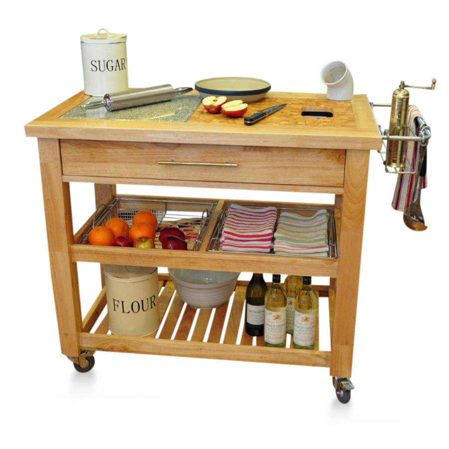 Kitchen Academy: What Is A Kitchen Workstation?