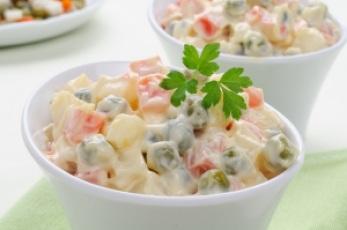 Macedoine Salad