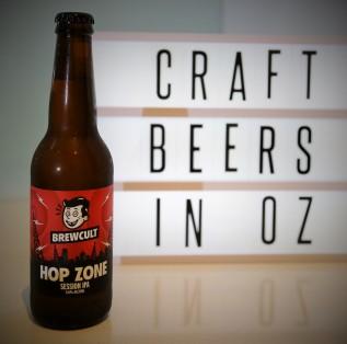 few Australian craft beers