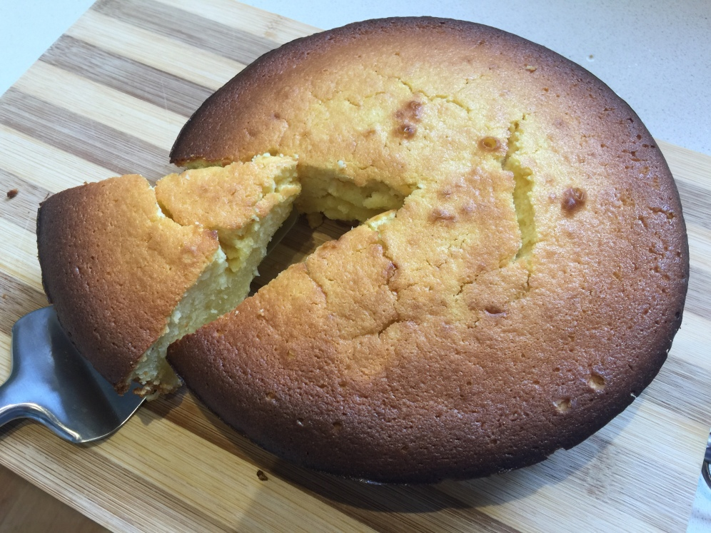 The French Yoghurt Cake